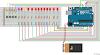 Conversão de decimal para binário - com Arduino