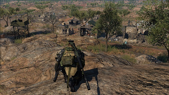 Metal Gear Solid V: The Phantom Pain Free Download Pc Game