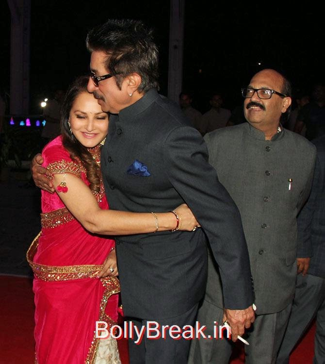 Jaya Prada, Shakti Kapoor, Amar Singh, Celebs At Kush Sinha's reception