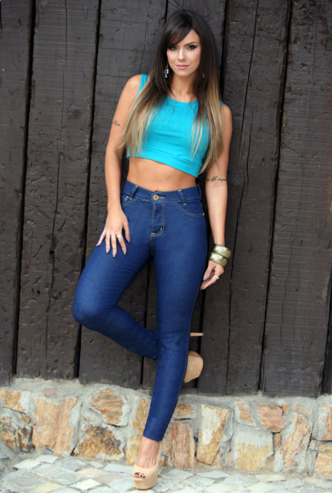 distribuidor alto atacadista de jeans no Brás em São Paulo