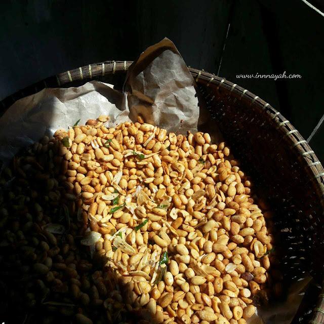 Resep kacang bawang, kacang bawang, cara membuat kacang bawang