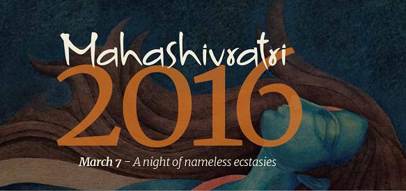 Maha Shivaratri 2016 Live Streaming