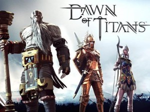 dawn of titan