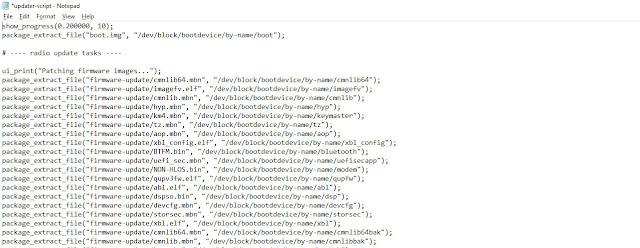 updated updater script k20 pro