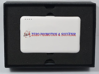 Powerbank Promosi cetak Printing full colour 2000 mAh P20CD03
