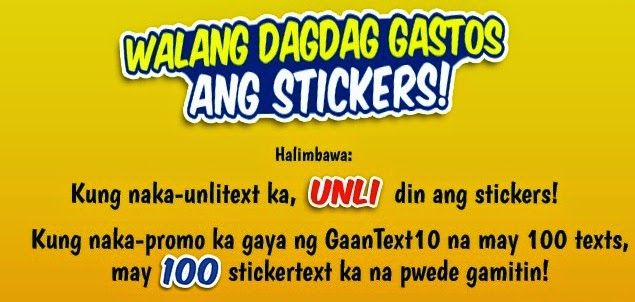 talkntext sticker text