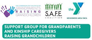 "Franklin-based ""Grandparents Raising Grandchildren"" support group launching April 10 at the Y"