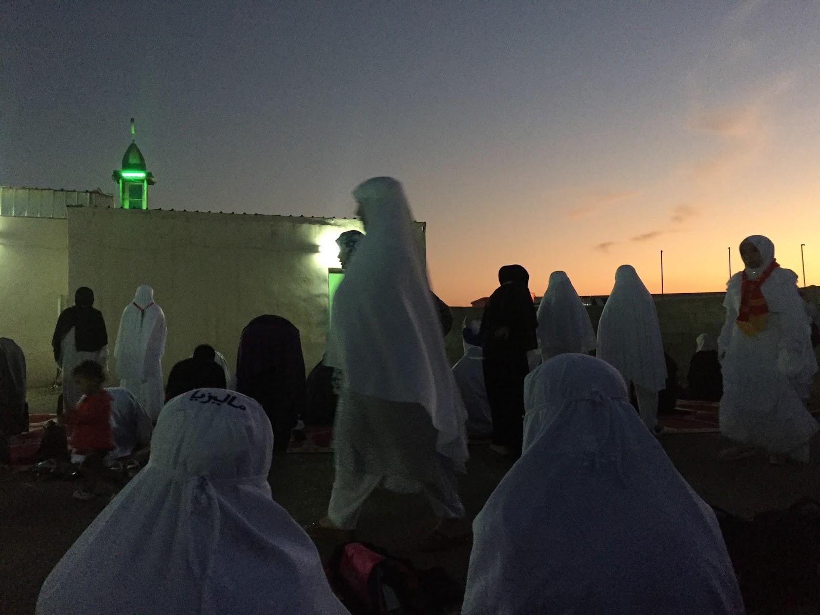 Umrah PertamaKu - Madinah ke Mekah.