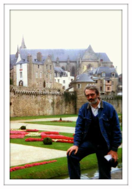 1992 Vannes, Bretagna