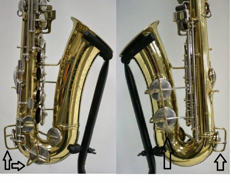Barão do Saxofone: Como escolher um bom Conn ?