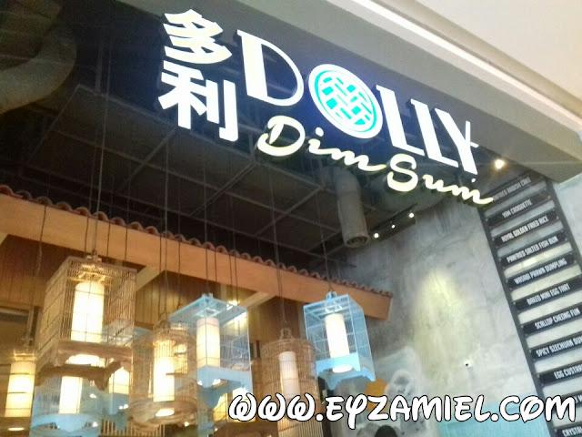 Makan Dim Sum sedap di Dolly Dim Sum NU Sentral