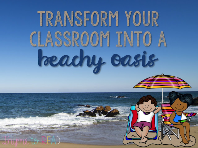 Tranform your classroom to engage your students and motivate end of the year reading