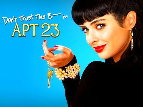 série Don't Trust the B**** in APT 23