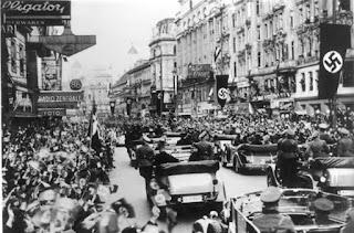 Áustria relembra anexação pela Alemanha nazista
