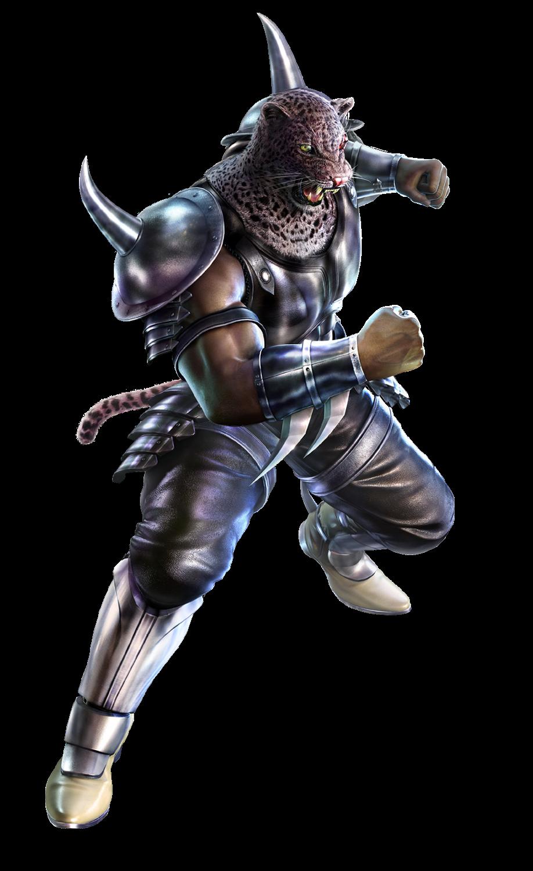 Tekken Armor King Unmasked | Pics | Download |