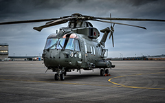 AgustaWestland AW101 (EH101) Helicopter