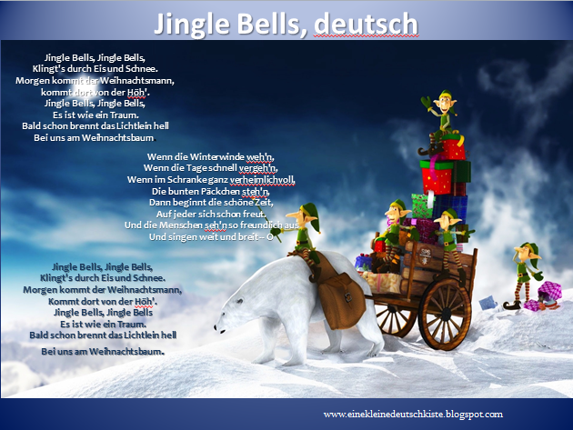 Jingle Bells Deutsch