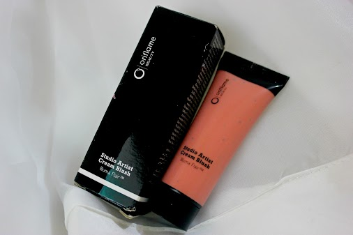 #Oriflame #BeautyStudioArtist #CreamBlush #SoftPeach #Review #Swatch #liquidblush #peachblush #blush...