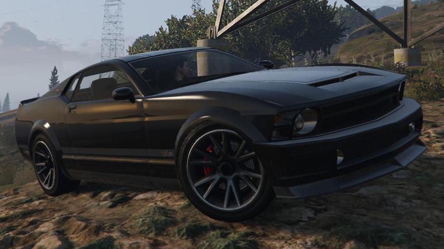 GTA V Dominator