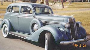 Autos photos voitures des usa dodge brothers motor for 1936 dodge 4 door sedan