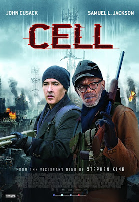 Cell (2016) Movie Reviews