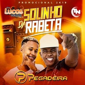 PEGADEIRA - SOLINHO DA RABETA - CD PROMOCIONAL 2019