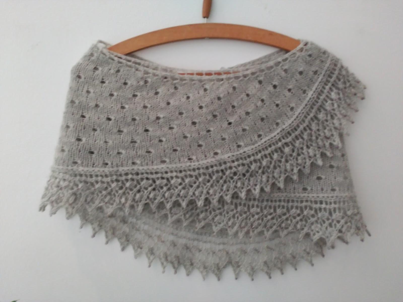 Bonito Chal Patrón De Crochet Libre Imagen - Manta de Tejer Patrón ...