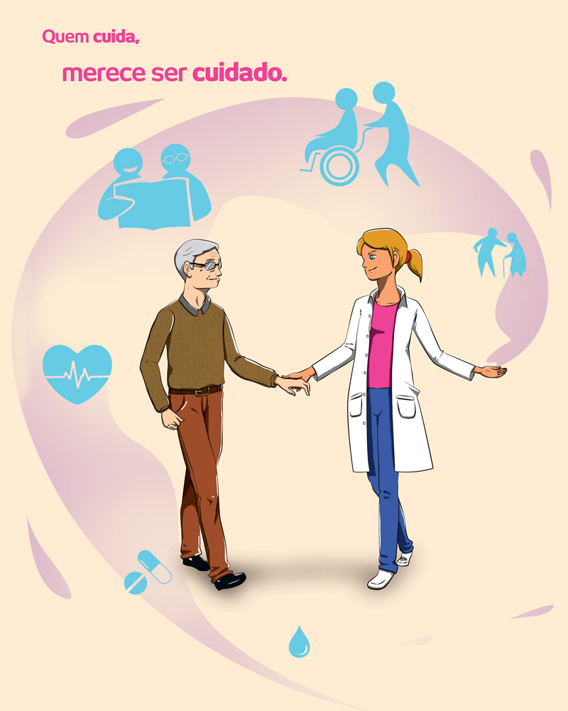 Cuidadores de idosos percepção quanto às estratégias facilitadoras na comunicação com pessoas idosas 10
