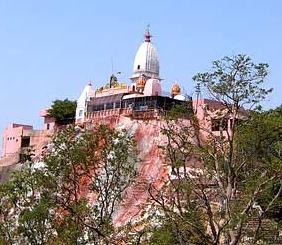 मनसा देवी का मंदिर