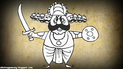 Ravan Funny Image