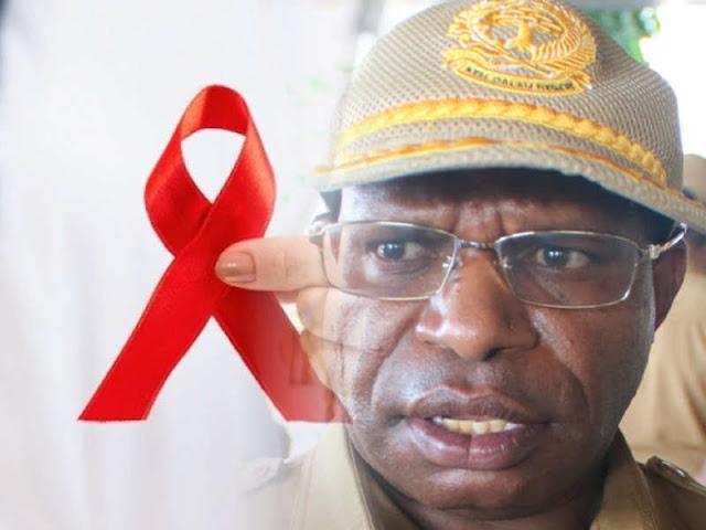 Kabupaten Nabire Miliki Angka Kasus HIV Dan AIDS Tertinggi