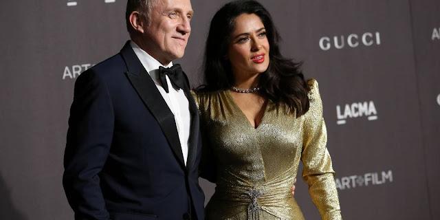 Esposo de Salma Hayek donará 100 millones de euros para Notre Dame