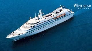 Nuevo crucero desde Margarita el Windstar