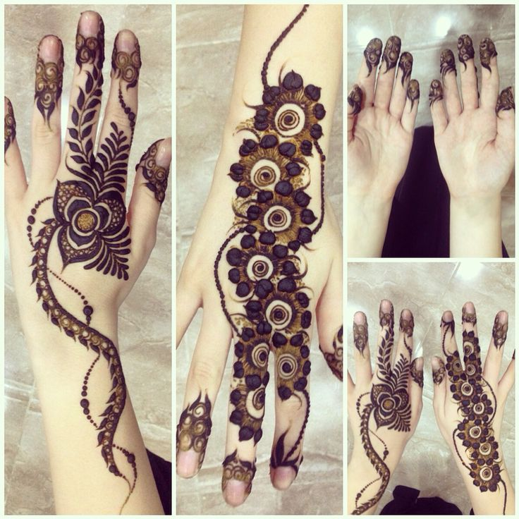 Hands simple arabic new henna mehndi designs images photos idea