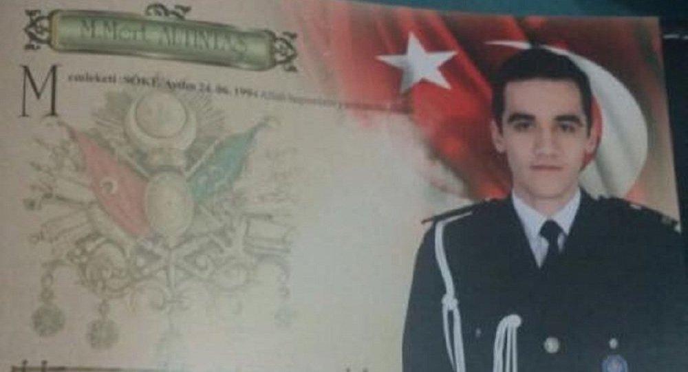 قاتل السفير الروسي شرطي تركي من قوات التدخل السريع
