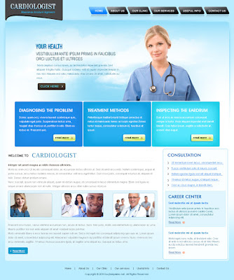 Healthcare Html Template