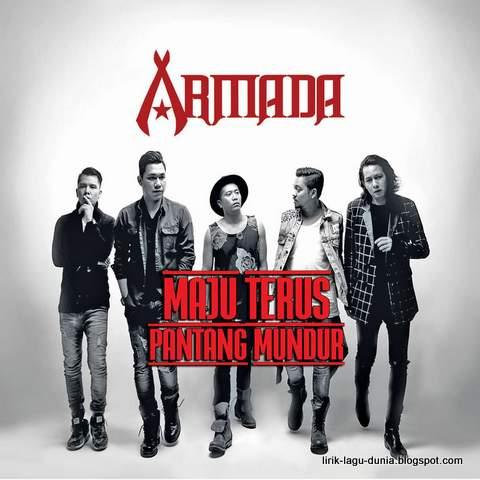 Cover Album Armada - Maju Terus Pantang Mundur