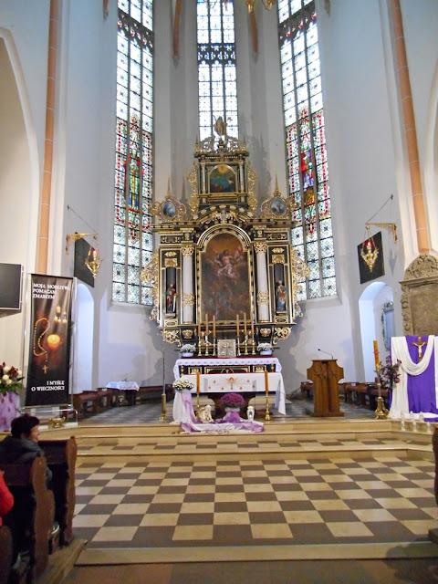 Chojnów, zabytek, Dolny Śląsk, Diecezja Legnicka