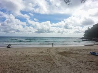 Phuket blog - Realx bay beach
