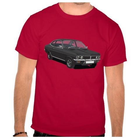 vauxhall, firenza, apparel, t-shirt
