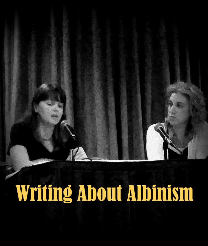 Journey to NOAH CON 2016 :: Writing About Albinism