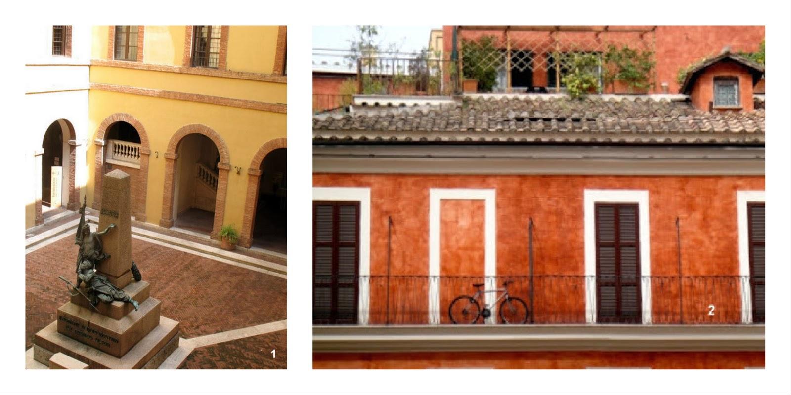 Colori Per Facciate Case trama e ordito - il blog della moda: colori italiani