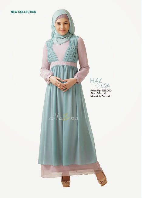 Trend Fashion baju Muslim Marshanda Saat ini