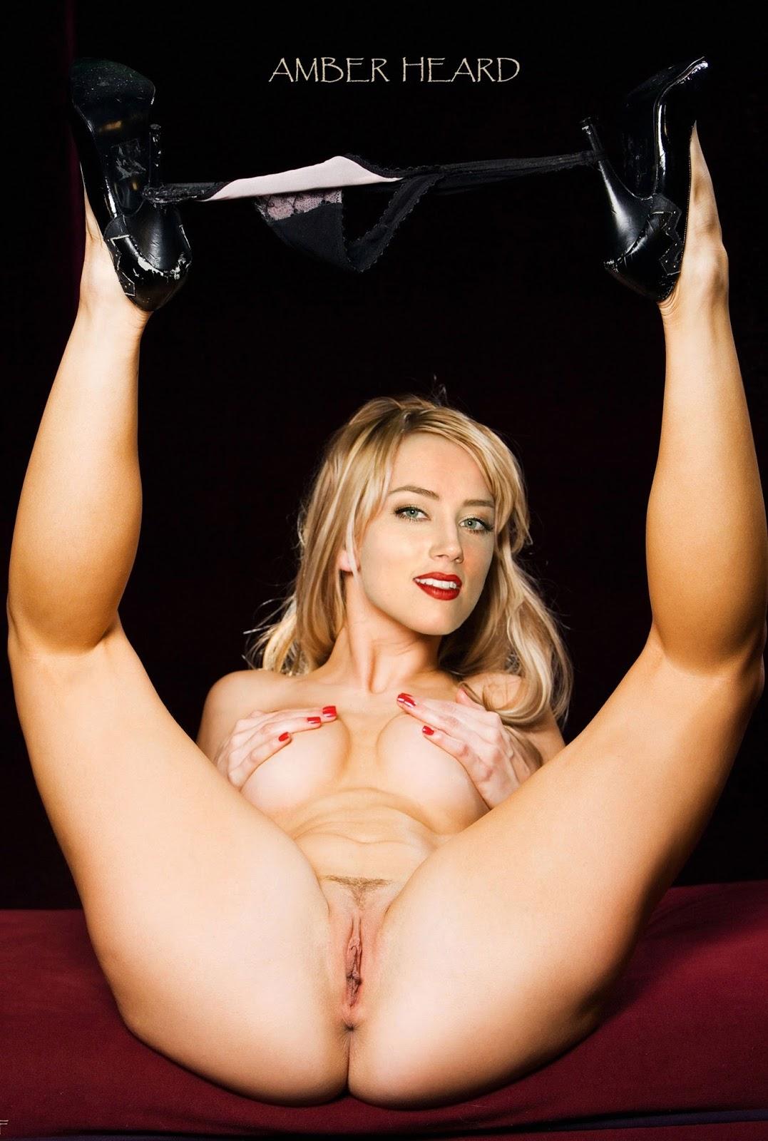 Amber Heard Nude Naked Pussy Boobs Hot Sex Photos 63 Pics-7701
