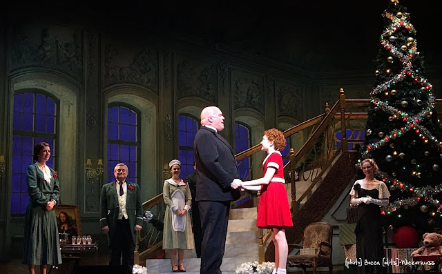 WICKERMOSS ANNIE The Broadway Musical Now Playing at Mastercard