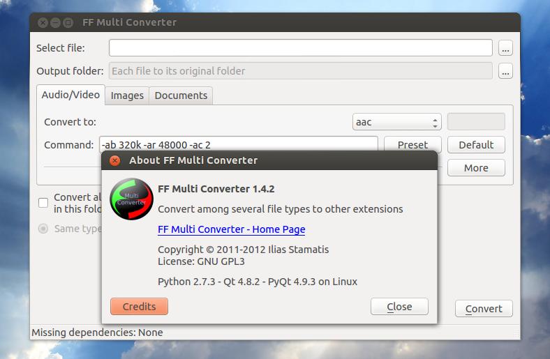 FF Multi Converter 1 4 2 Released, Better Support For New