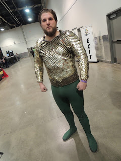 aquaman cosplay dawn of justice
