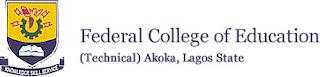 FCET Akoka School Fees Schedule – 2016/2017 [NCE]