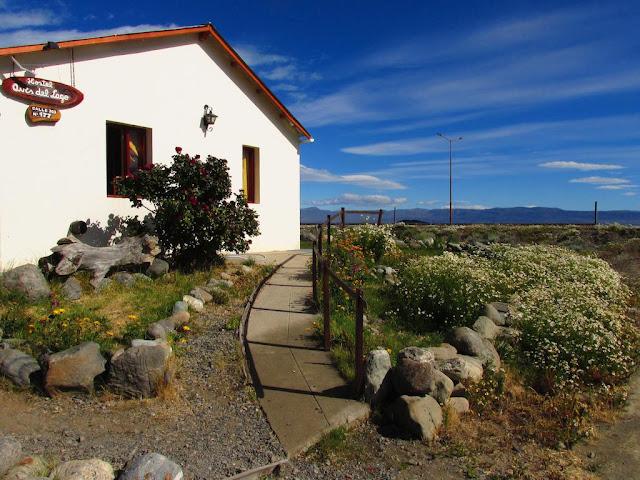 Hostel Aves del Lago em El Calafate