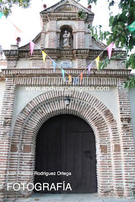 Ermita Virgen de la Cabeza Ávila